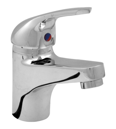 single lever basin mixer cover page